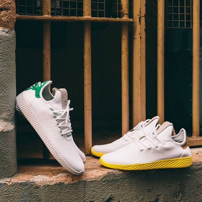Adidas Tennis HU PRIMEKNIT x Pharrell William